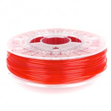 Пластик PLA /PHA,  Red Transparent, 750 г. для 3d принтеров
