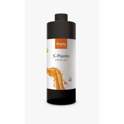 Фотополимерная смола Graphy S-Plastic Model 2.0 1000г.