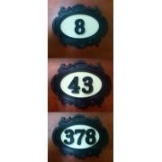 Табличка дверная, английский вариант